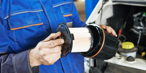 Ohio Auto Repair Shop Reveals 3 Top Signs Your Car Has a Dirty Fuel Filter, Fairfield, Ohio