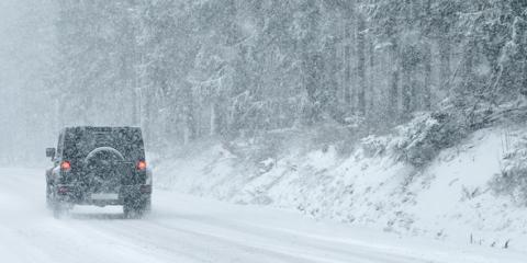3 Winter Driving Safety Tips from Alaska's Auto Repair Experts, Anchorage, Alaska