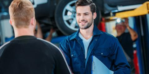 Why You Should Only Trust a Professional for Auto Repairs, Elk Grove, California