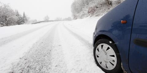 3 Tips from Auto Repair Professionals for Making Your Tires Safe for Winter, Cincinnati, Ohio