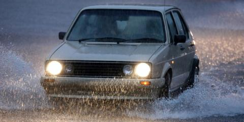 4 Tips for Driving in the Rain, San Marcos, Texas