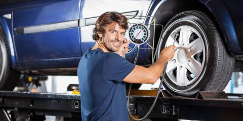 Why Proper Tire Care Is Essential to Vehicle Operation, Greece, New York