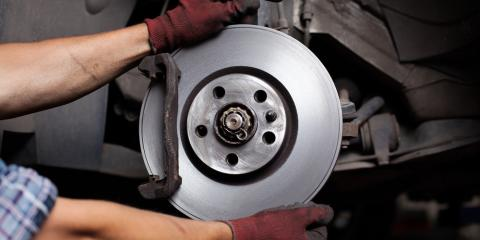 Brake Repair Shop Explains When to Repair Vs. Replace Your Rotors, Newark, Ohio
