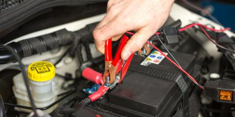 3 Signs Your Battery Needs Replacement, Miami, Ohio