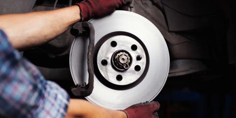 Top 3 Signs You Need New Brake Rotors, Kailua, Hawaii