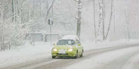 A Guide to Winterizing Your Car, Dayton, Ohio