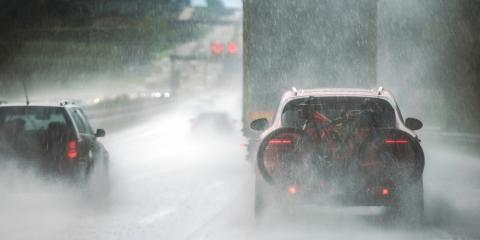 3 Auto Repair Tips to Reduce Accidents While Driving in the Rain , Waterbury, Connecticut