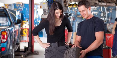 3 Urgent Signs You Need New Tires, Greece, New York