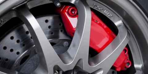Top 3 Causes of Squealing Brakes, Colusa, California