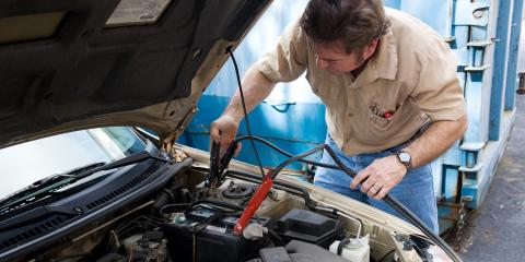 High Point's Trusted Auto Service Experts Share How to Maintain Your Battery, High Point, North Carolina