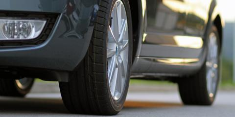 Auto Shop Advice: 3 Clues That It's Time for New Tires, Anchorage, Alaska