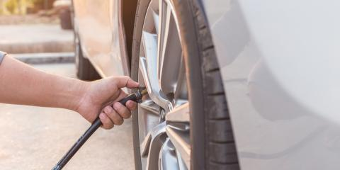 4 Reasons Auto Shops Recommend Keeping Your Tires Properly Inflated, Stillwater, Minnesota