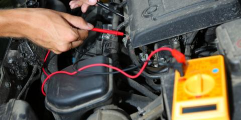 Auto Shop Explains How to Choose the Right Car Battery, Delton, Wisconsin