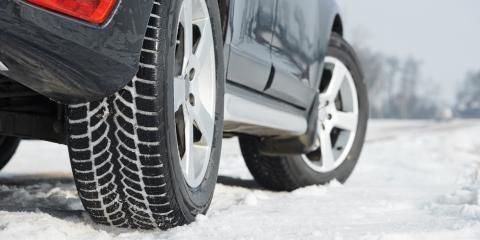 The Important Auto Shop Tips to Help You Drive Safer This Winter, Stillwater, Minnesota