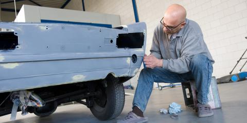 Do's & Don'ts of Auto Restoration, Charlotte, North Carolina