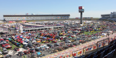 The History of the Charlotte Motor Speedway, Charlotte, North Carolina