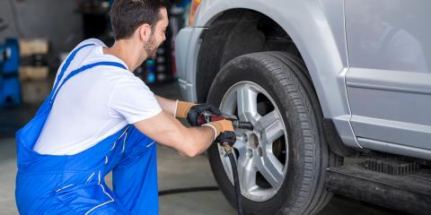 3 Reasons to Get a Wheel Alignment, Rochester, Indiana