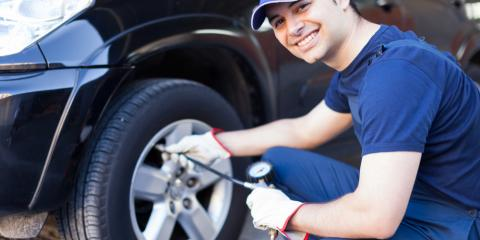 The Auto Tuneup Shop Explains Why You Shouldn't Over Inflate Your Tires , Honolulu, Hawaii