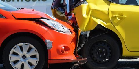 5 Essential Steps If You're Involved in an Auto Accident, Washington, Pennsylvania
