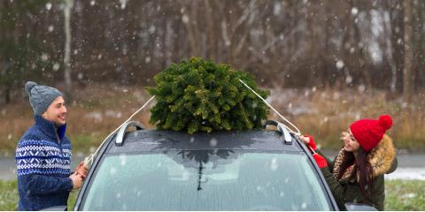 The Top 3 Christmas Tree Hauling Mishaps & How to Avoid Them, Springfield, Ohio