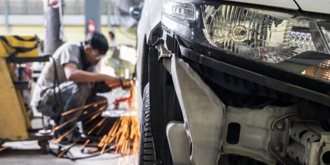 3 Helpful Services Offered by an Auto Body Repair Shop, Polson, Montana