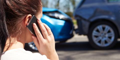 Auto Repair Experts Explain What to Do If You're in An Accident, Madison, Wisconsin