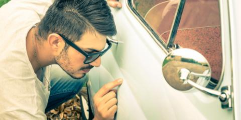 3 Benefits of Paintless Dent Removal, Madison, Wisconsin