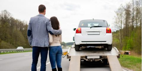 Benefits of Hiring a Towing Company From an Auto Body Shop, Evergreen, Montana