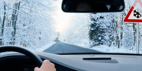 4 Scenarios That May Require Auto Glass Replacement This Winter, Lincoln, Nebraska