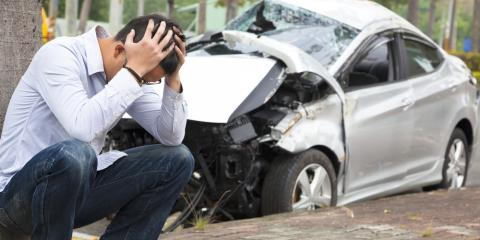 5 Steps to Take After a Car Accident, McKinney, Texas