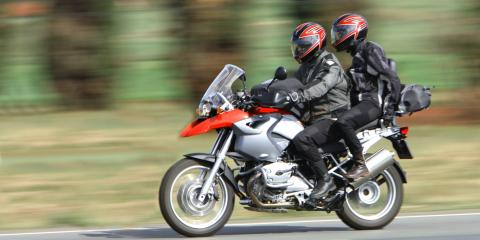 How to Choose a Motorcycle Helmet, Boerne, Texas