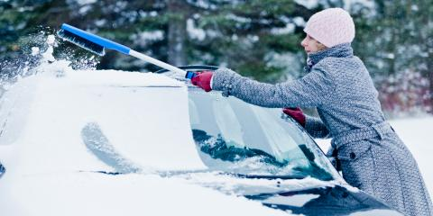 3 Winter Driving Tips, Beatrice, Nebraska