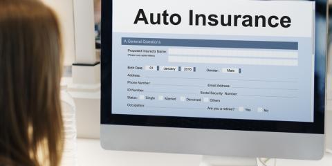 How Reliable Are Online Auto Insurance Rates? , Geneseo, New York