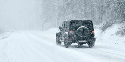 4 Ways to Prepare your Car for Winter, Dayton, Ohio