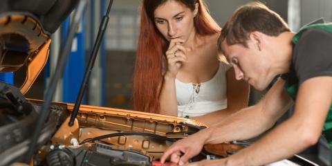 4 FAQ for a Mechanic, Foley, Alabama