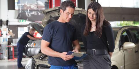 The Difference Between Aftermarket & Manufacturer Parts, Gates, New York