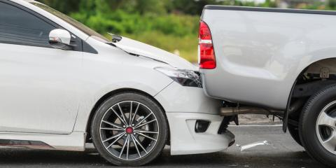 3 Tips for Identifying Damage After a Rear-End Collision, Rochester, New York