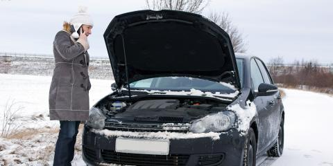 5 Items to Include in a Winter Car Survival Kit, Warrenton, Missouri