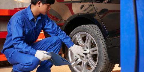 What to Know About the Tire Pressure Dashboard Light, Lihue, Hawaii