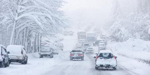 4 Common Winter Car Issues, Onalaska, Wisconsin