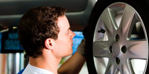 Auto Repair Shop Explains How Often You Need to Replace Your Tires, Meriden, Connecticut