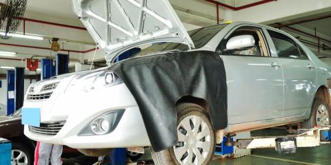4 Common Toyota Camry Auto Repairs , Concord, North Carolina