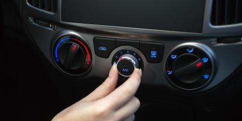 3 Signs Your Car's Air Conditioner Is Broken, Greensboro, North Carolina
