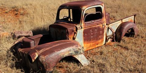 auto body rust repair how to