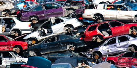 What Are Pennsylvania's Auto Salvage Requirements?, Jeannette, Pennsylvania