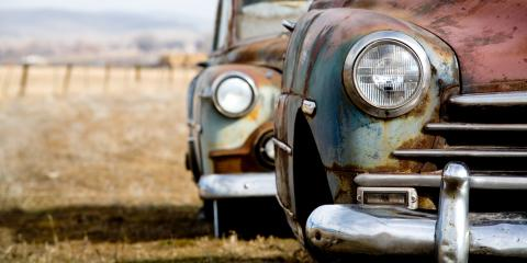 4 Signs It's Time to Junk Your Car, High Point, North Carolina