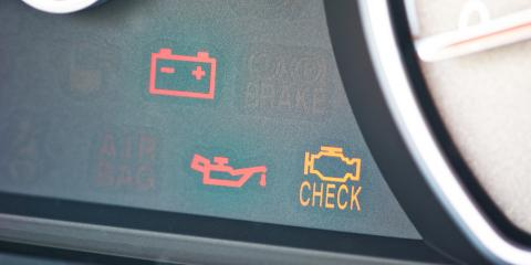 Why Is My Check Engine Light On? Auto Service Experts Explain, Rochester, New York