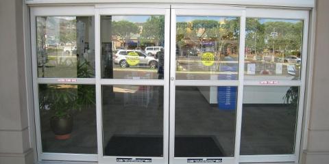 Receive Custom Treatment From Waipahu's Commercial Door Expert, Ewa, Hawaii