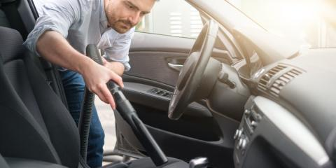 3 Tips on How to Clean Your Auto Upholstery, Columbia, Missouri