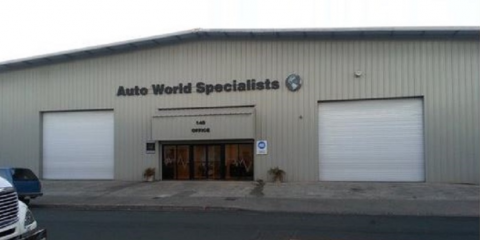 Auto World Specialists , Auto Body Repair & Painting, Services, Honolulu, Hawaii
